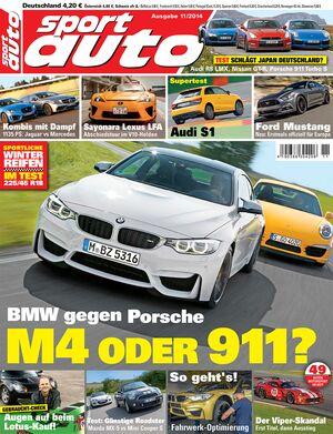 sport auto 11/2014