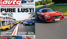 sport auto 11/2016 - Heftcover