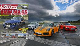 sport auto 11/2017 - Vorschau