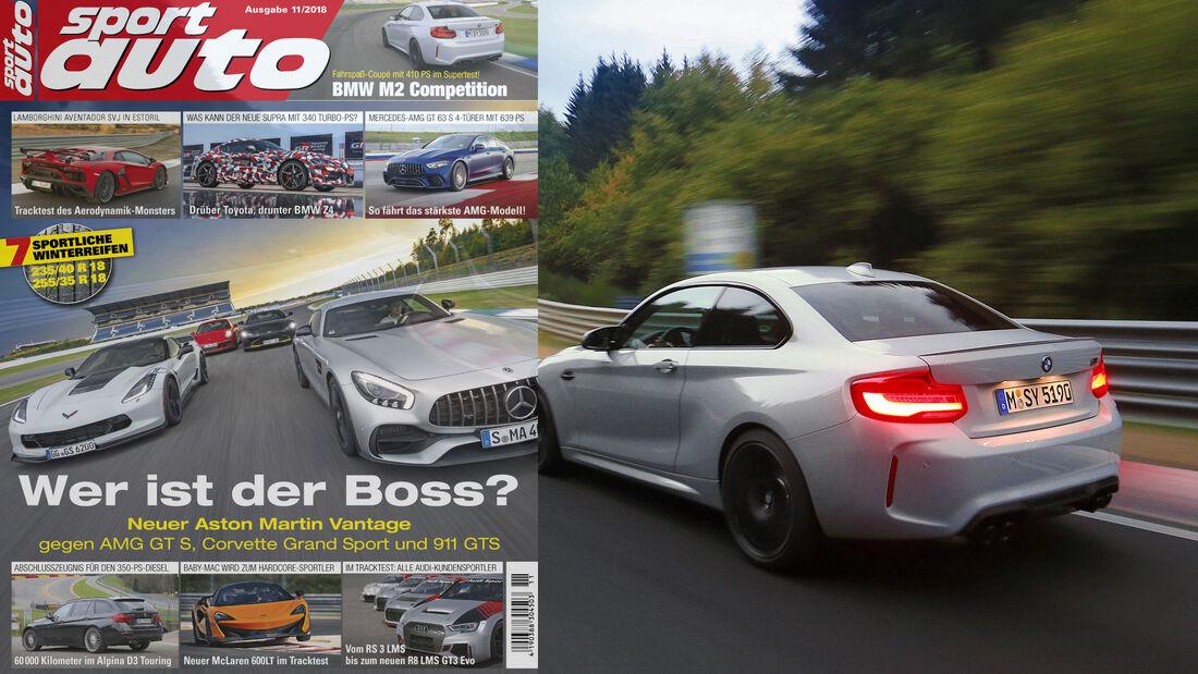 sport auto 11/2018 - Heftvorschau