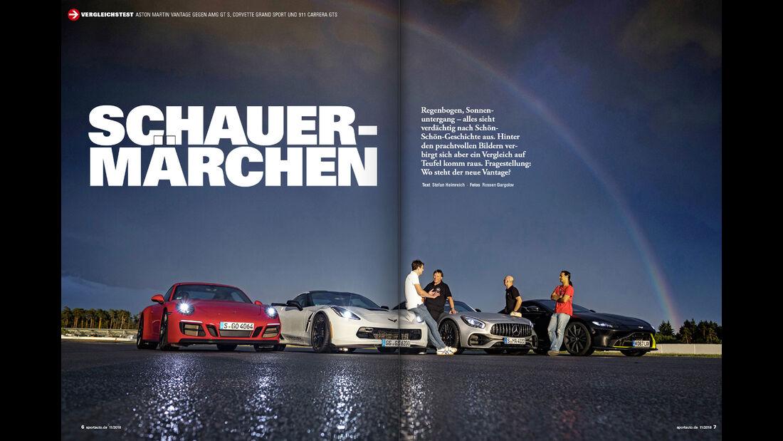 sport auto 11/2018 - Screenshot - Heftvorschau