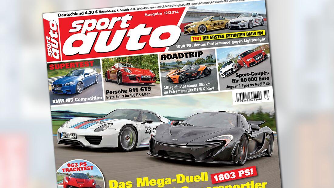 sport auto 12/2014