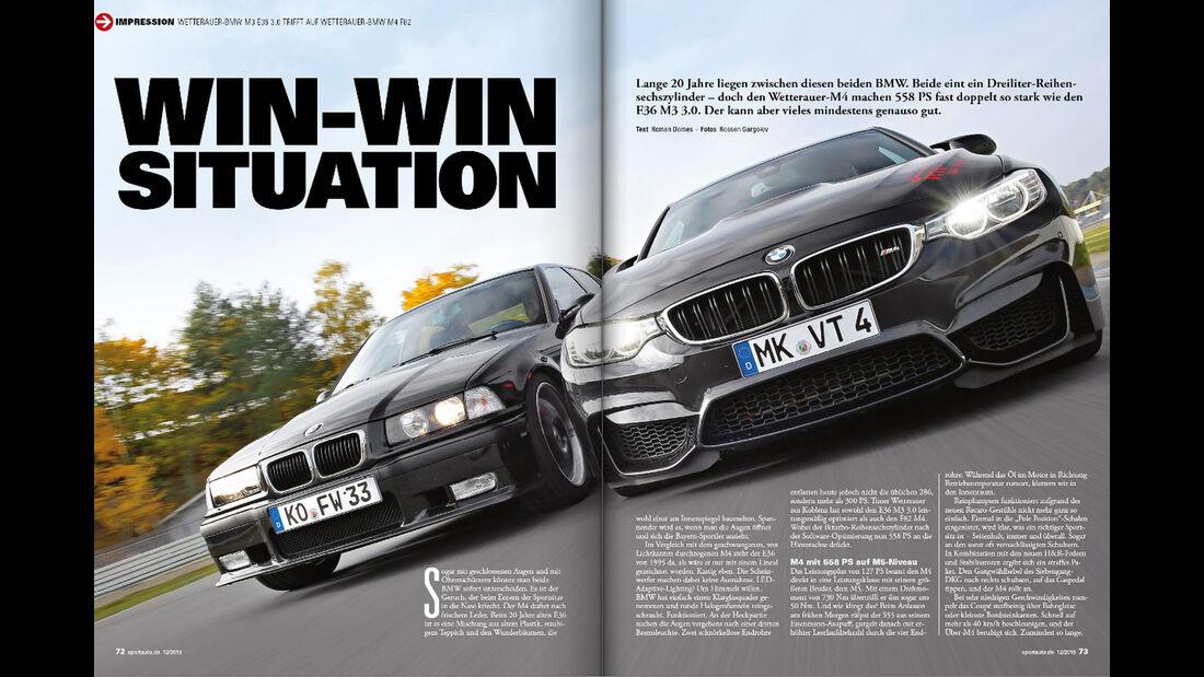 sport auto 12/2015, Heftvorschau