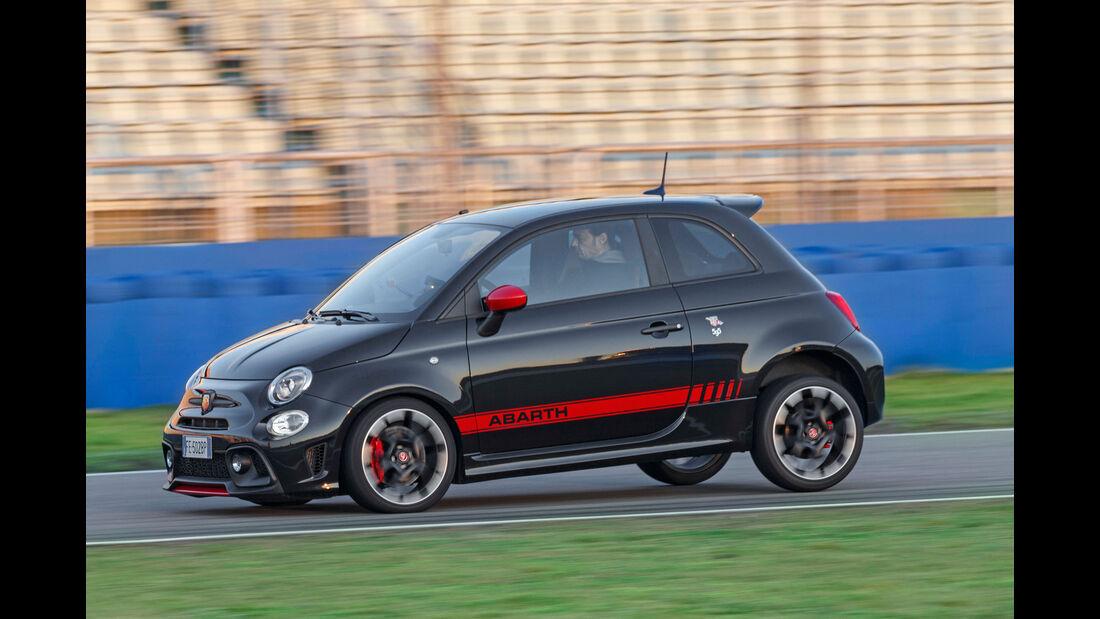 sport auto 2/2018 - Abarth 595 Competizione