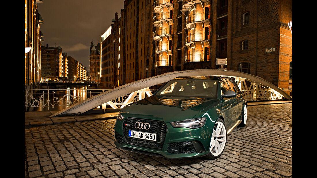 sport auto 2/2018 - Audi RS 6 - Dauertest