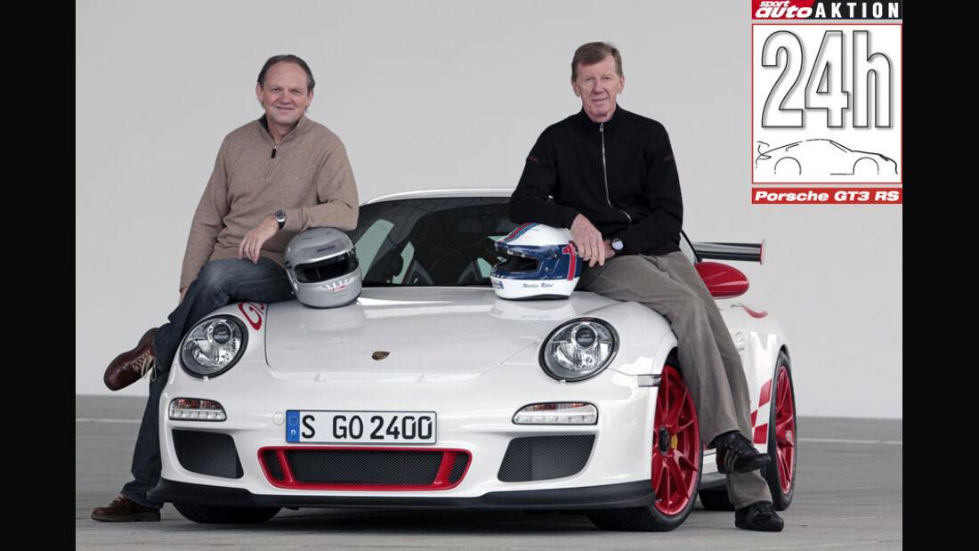 sport auto 24h-Projekt 2010 Porsche GT3 RS