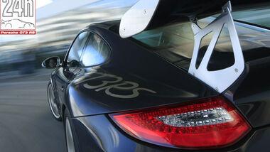 sport auto 24h-Projekt N�rburgring 2010 Porsche 911 GT3 RS
