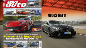 sport auto 3/2019 - Heft