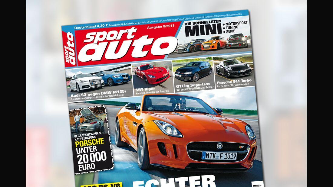 sport auto (8/2013)