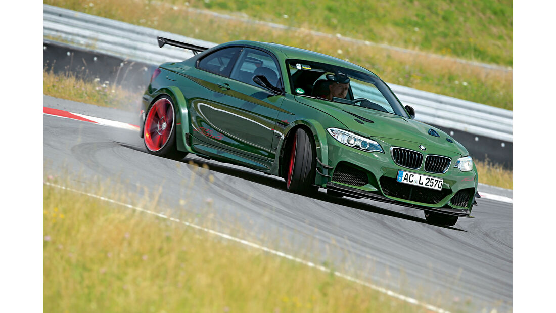 sport auto 9/2016 - AC Schnitzer ACL2 - Tuning