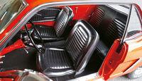 sport auto - Ausgabe 03/15 - Ford Mustang Hardtop Coupé 1965