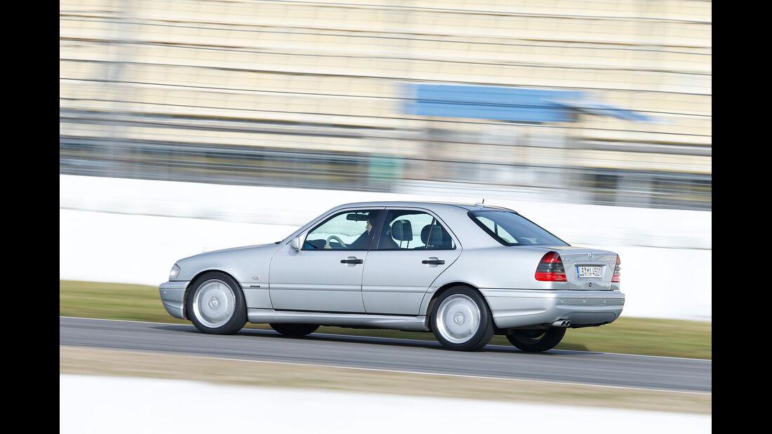 sport auto - Ausgabe 03/15 - Mercedes C 43 AMG