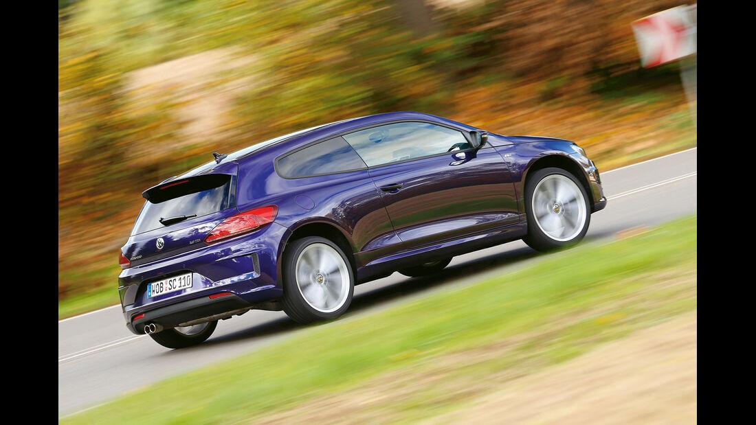 sport auto - Ausgabe 03/15 - VW Scirocco TDI