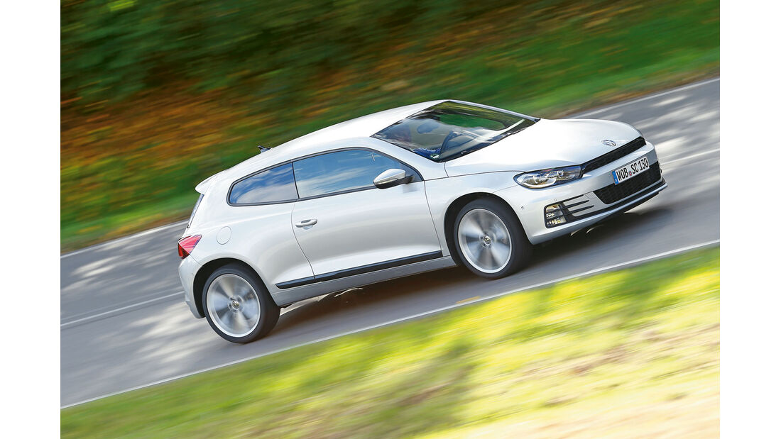 sport auto - Ausgabe 03/15 - VW Scirocco TSI