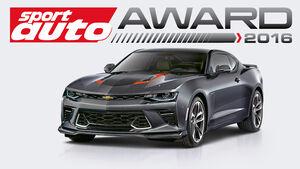 sport auto-Award 2016, Leserwahl, Teaser