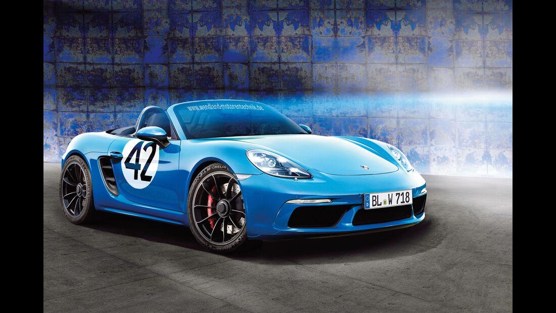sport auto-Award 2016, Tuning, Wendland-Porsche 718 Boxster
