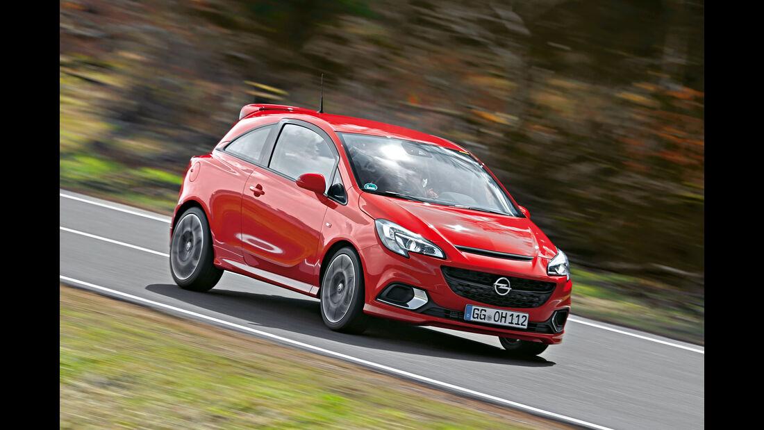 sport auto Award 2017 - A 007 - Opel Corsa OPC