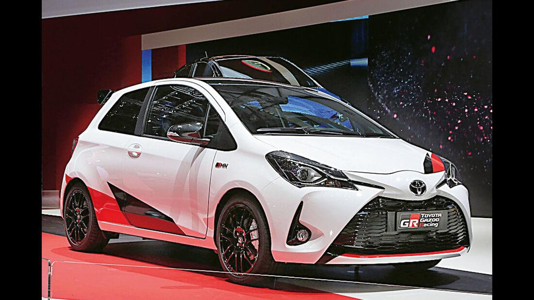 sport auto Award 2017 - A 010 - Toyota Yaris GRMN