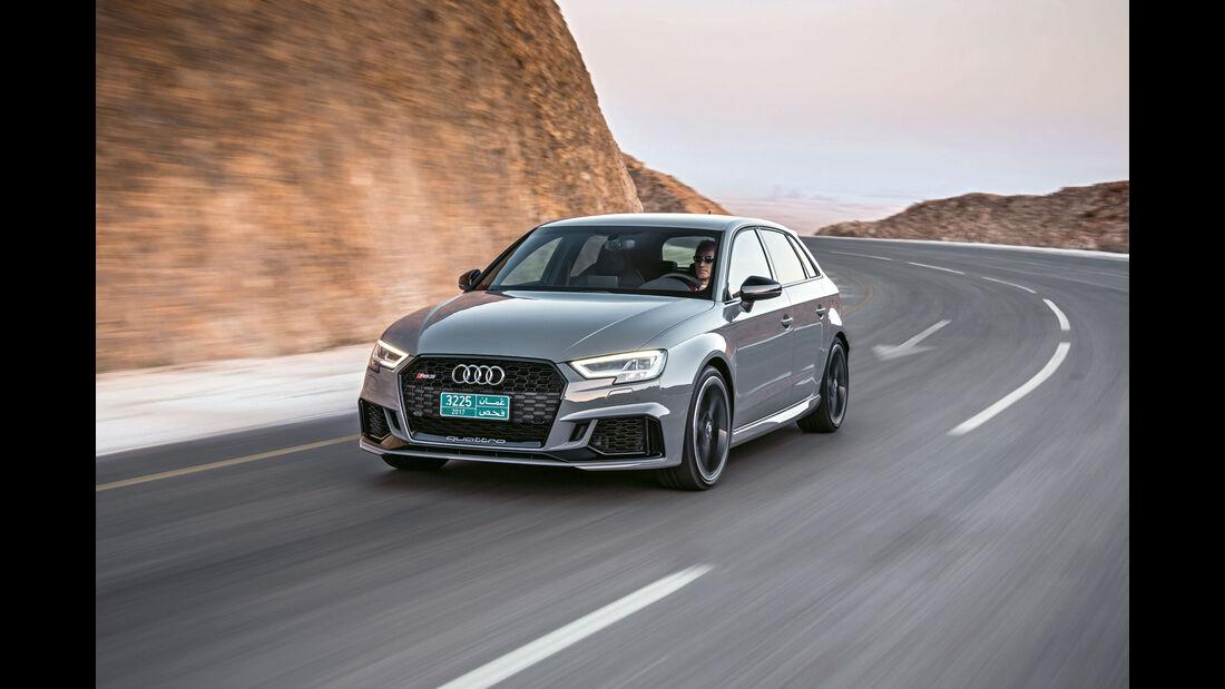 sport auto Award 2017 - B 013 - Audi RS 3 Sportback