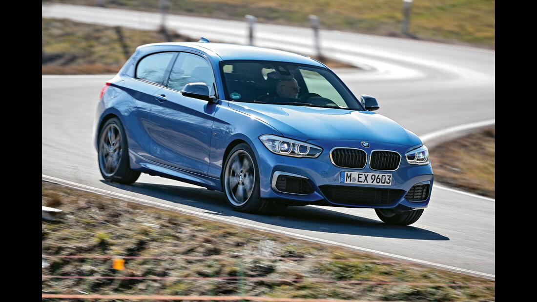 sport auto Award 2017 - B 014 - BMW M140i xDrive