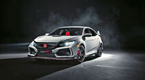 sport auto Award 2017 - B 017 - Honda Civic Type R
