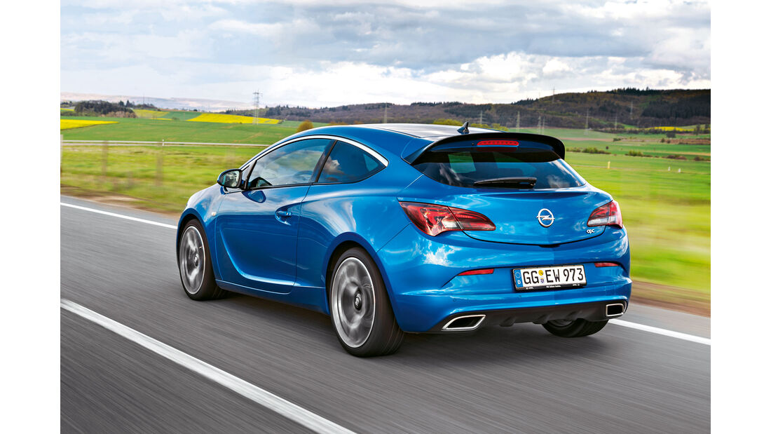 sport auto Award 2017 - B 020 - Opel GTC OPC
