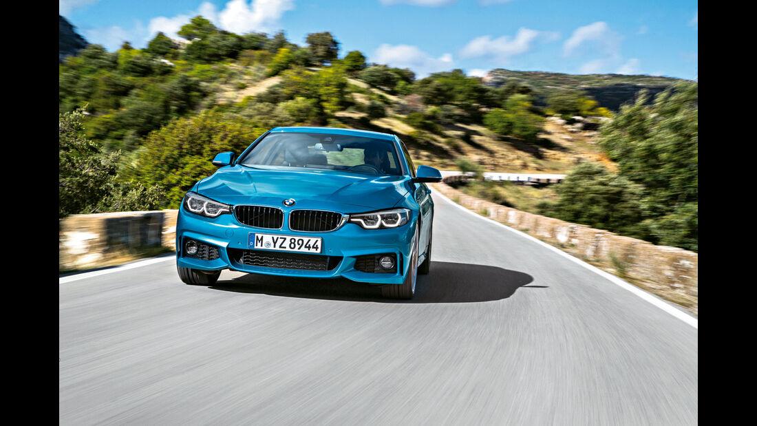 sport auto Award 2017 - C 028 - BMW 435d Coupé xDrive