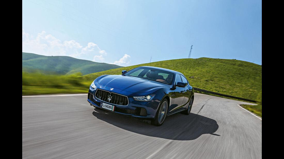 sport auto Award 2017 - C 030 - Maserati Ghibli Diesel