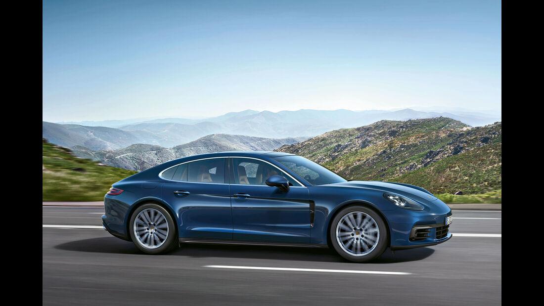 sport auto Award 2017 - C 032 - Porsche Panamera 4S Diesel