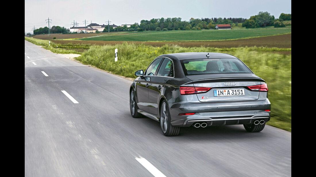 sport auto Award 2017 - D 036 - Audi S3 Limousine