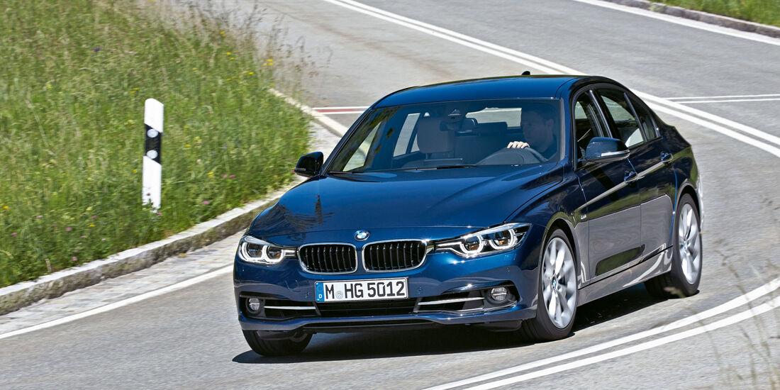 sport auto Award 2017 - D 037 - BMW 340i
