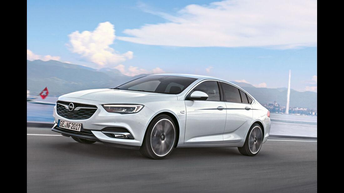sport auto Award 2017 - D 040 - Opel Insignia 2.0 DI Turbo 4x4