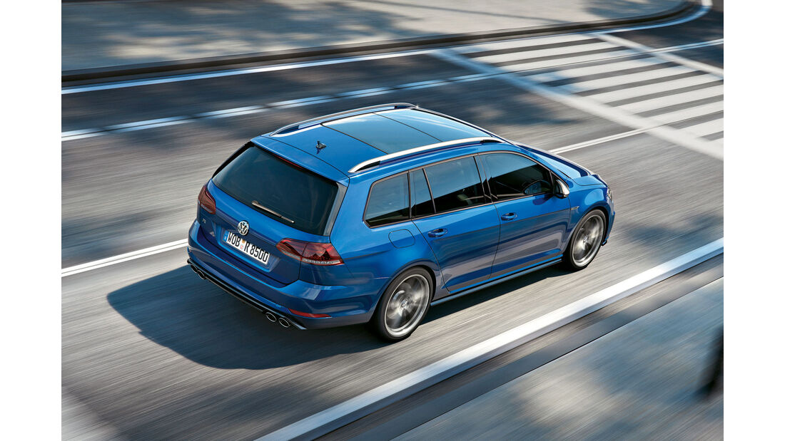 sport auto Award 2017 - D 044 - VW Golf R Varian