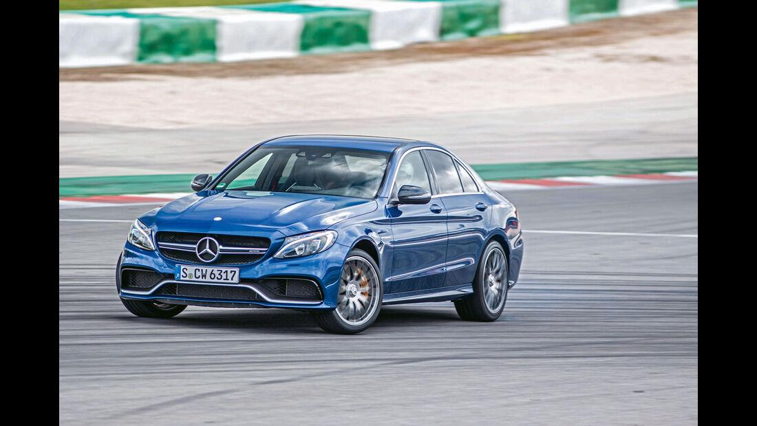 sport auto Award 2017 - E 053 - Mercedes-AMG C 63 S
