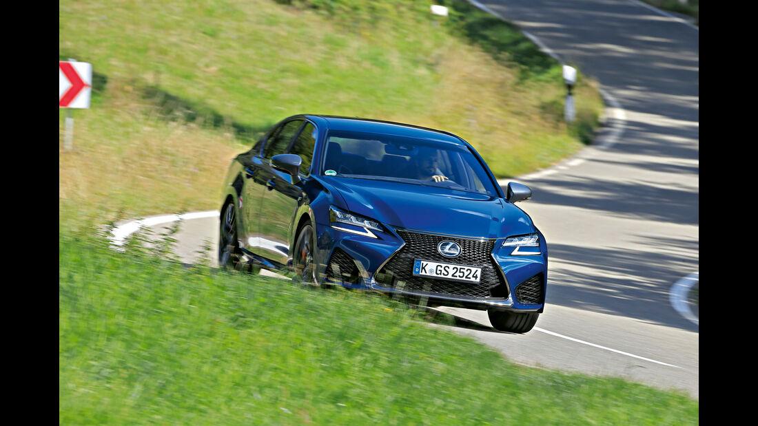 sport auto Award 2017 - F 061 - Lexus GS F