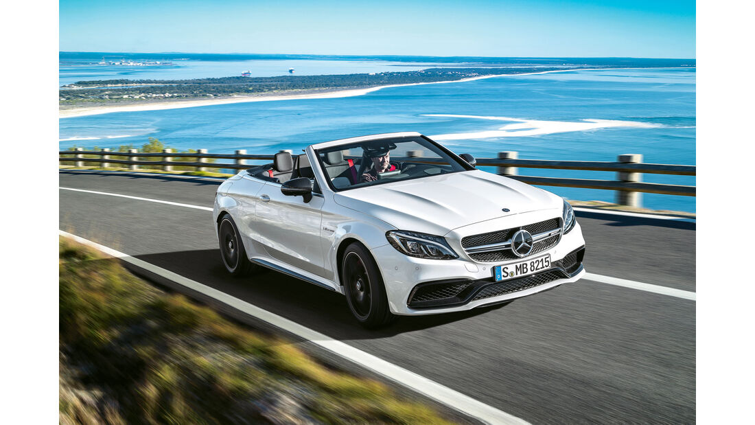 sport auto Award 2017 - H 085 - Mercedes-AMG C 63 S Cabrio