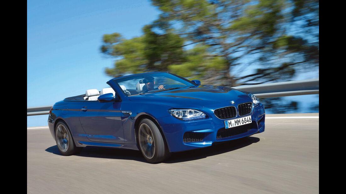 sport auto Award 2017 - J 090 - BMW M6 Cabrio Competition