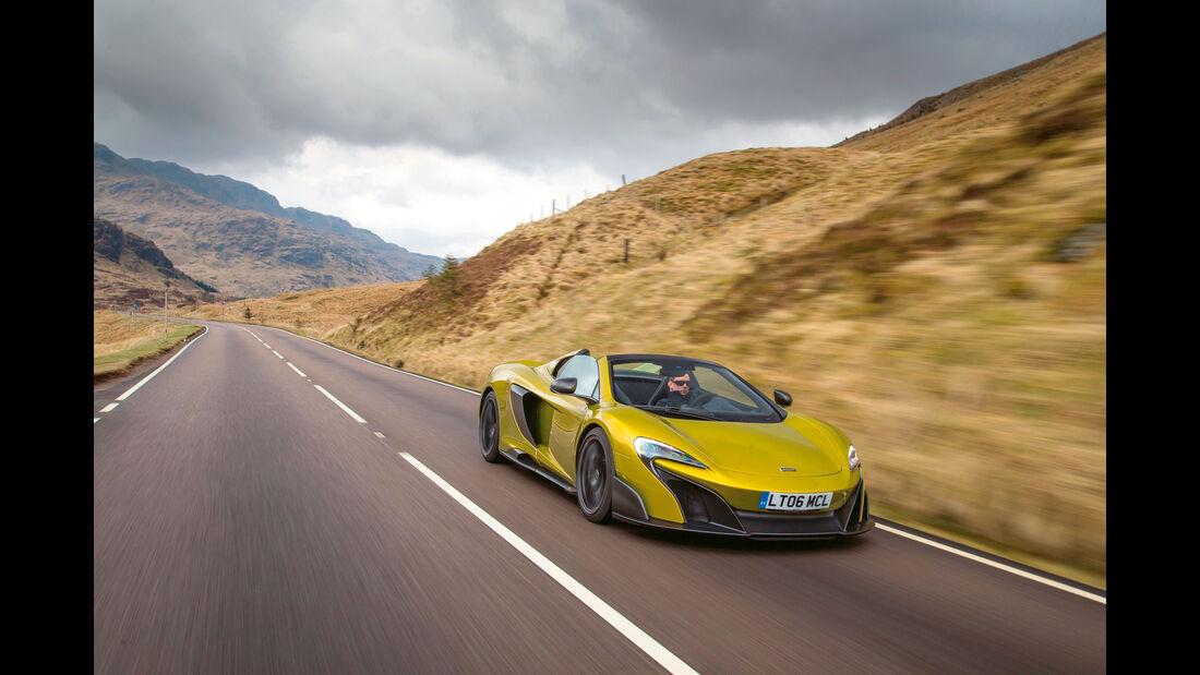 sport auto Award 2017 - K 103 - McLaren 675LT Spider