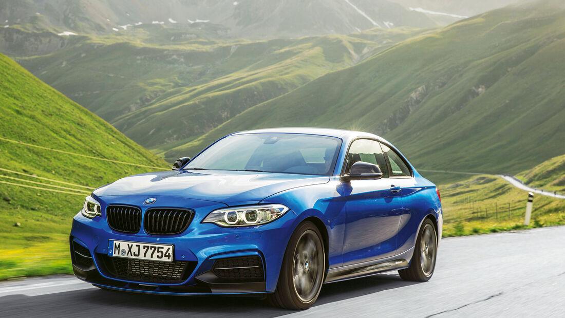 sport auto Award 2017 - L 108 - BMW M240i Coupé