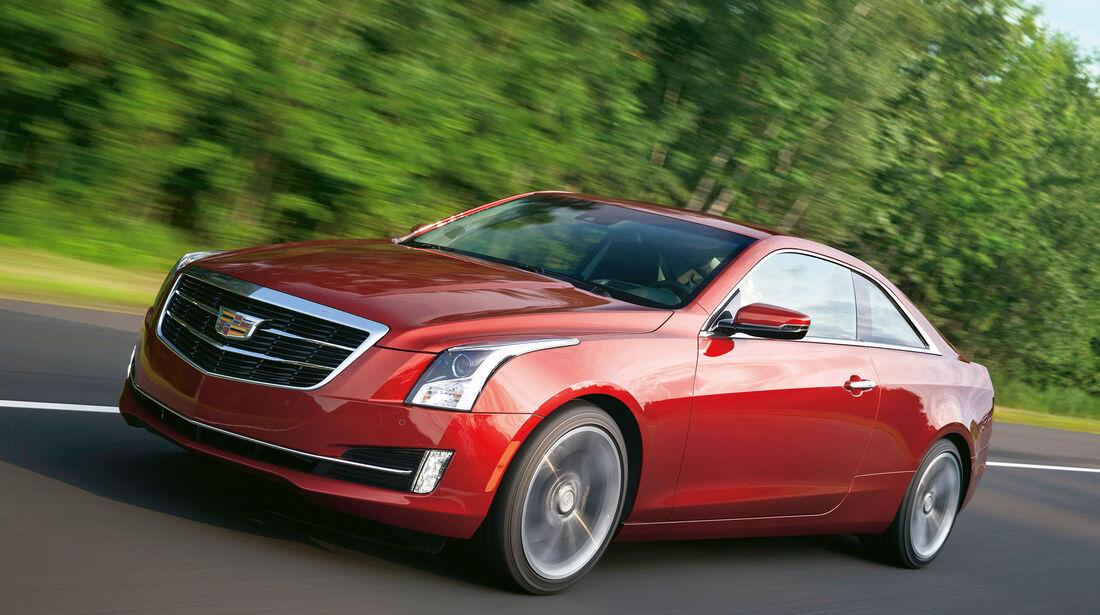 sport auto Award 2017 - L 109 - Cadillac ATS Coupé 2.0 Turbo