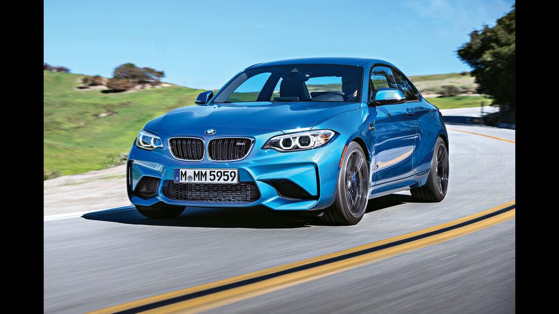 sport auto Award 2017 - M 122 - BMW M2 Coupé
