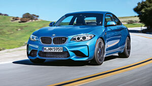 sport auto Award 2017 - M 122 - BMW M2 Coupé
