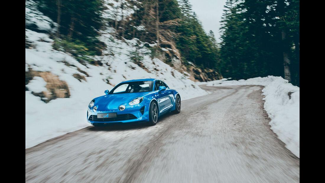sport auto Award 2017 - M 133 - Renault Alpine A110