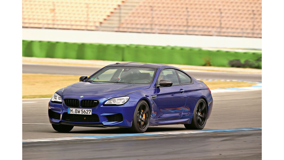 sport auto Award 2017 - N 136 - BMW M6 Competition