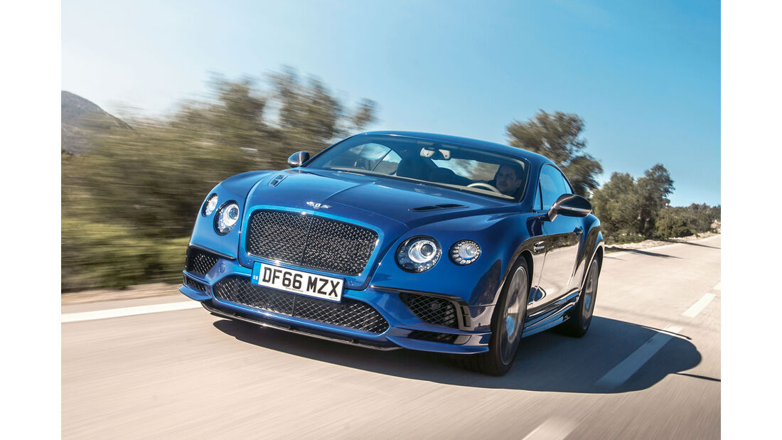 sport auto Award 2017 - O 143 - Bentley Continental Supersports