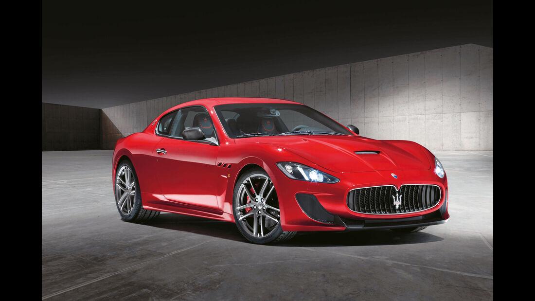 sport auto Award 2017 - O 147 - Maserati GranTurismo MC