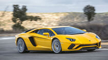 sport auto Award 2017 - P 157 - Lamborghini Aventador S