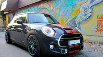 sport auto Award 2017 - Q 161 - a-workx-Mini Cooper S