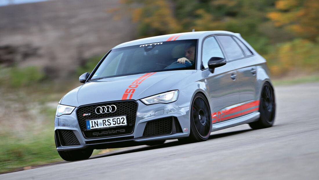 sport auto Award 2017 - R 167 - MTM-Audi RS 3 R