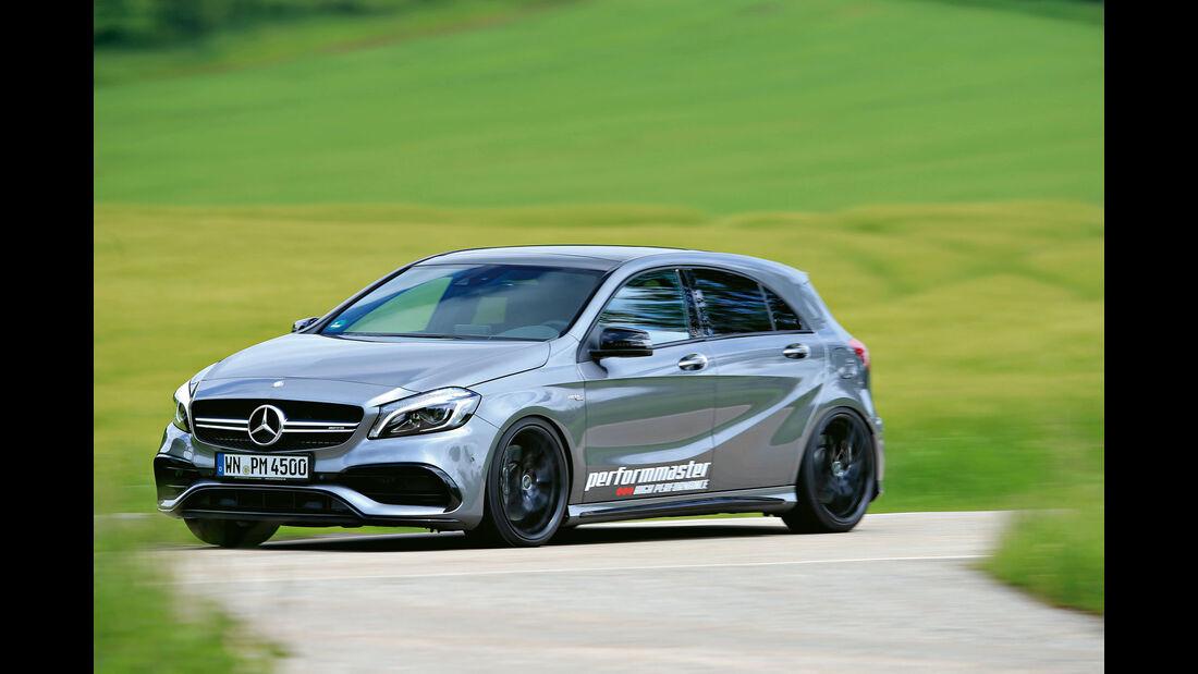 sport auto Award 2017 - R 168 - Performmaster-Mercedes-AMG A 45